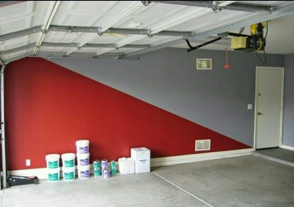 colors to paint garage walls